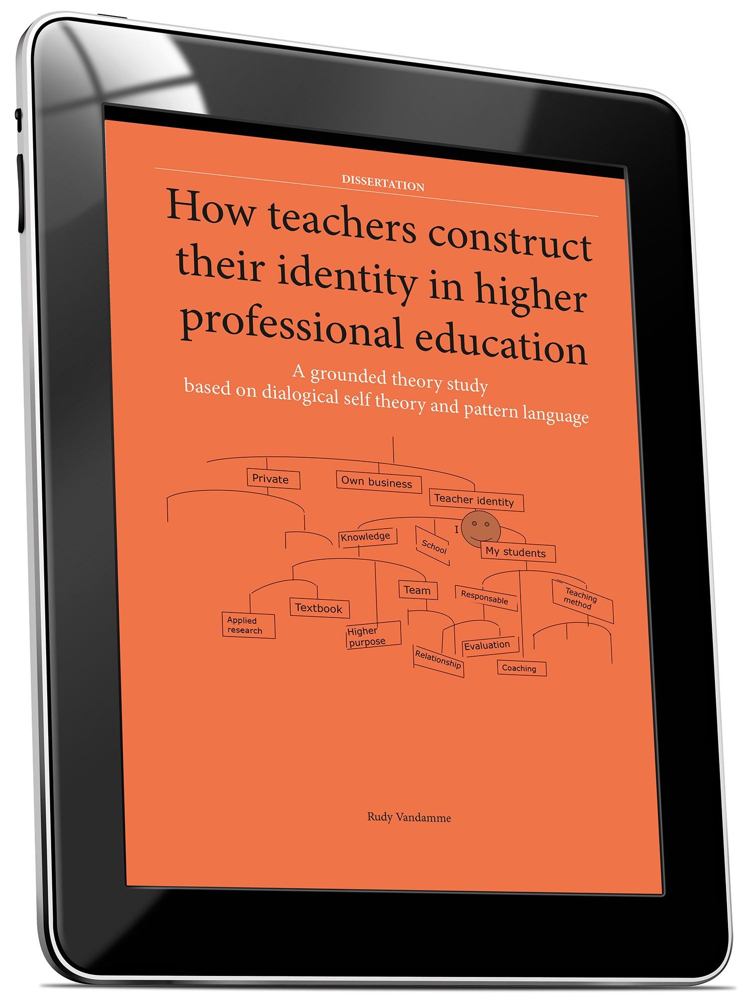 How teachers construct their identity